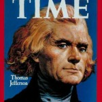 Cover of Time Magazine on July 4, 1976