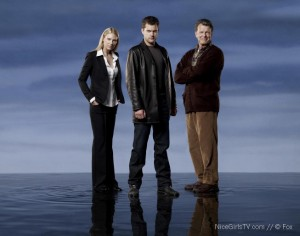 Anna Torv, Joshua Jackson & John Noble star in Fringe on Fox