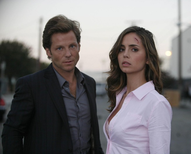 It's a BSG reunion! Jamie Bamber guest stars on the season premiere of Dollhouse / FOX