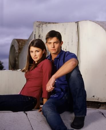 Shiri Appleby co-starred with Jason Behr in the WB's Roswell