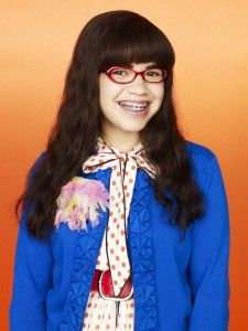 Photo of America Ferrera as Betty Suarez on Ugly Betty
