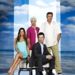Gabrielle Anwar, Sharon Gless, Jeffrey Donovan and Bruce Campbell star in Burn Notice