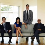 Matt Bomer, Tim DeKay, Tiffani Thiessen and Willie Garson return in White Collar on July 13.
