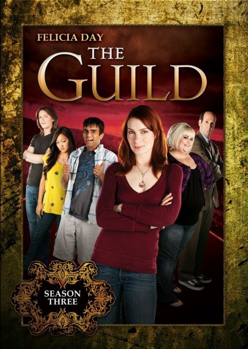 The Guild season 3 DVD is available now