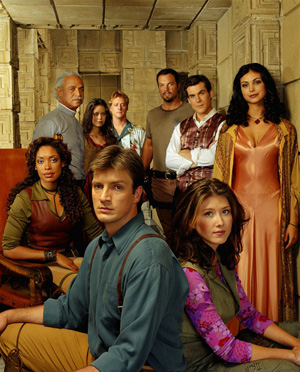 COMIC CON: Taking a 10 Year Voyage with FIREFLY