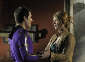 Sean Maher and Jewel Staite guest star on Warehouse 13