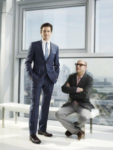 Matt Bomer and Willie Garson star in White Collar on USA Network