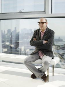 Willie Garson stars as Mozzie in White Collar on USA Network
