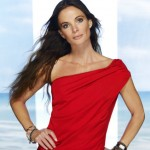 Gabrielle Anwar stars in Burn Notice
