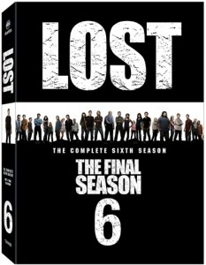 Lost season 6 now on DVD