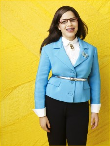 America Ferrera stars as Betty Suarez in Ugly Betty