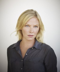 Kelli Giddish as Annie Frost on NBC series Chase