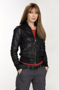 Anna Torv stars as Alternate Olivia Dunham on Fringe