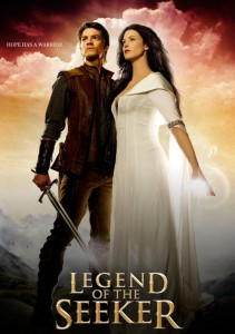 Legend of the Seeker season 2 now available on DVD
