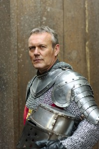 Anthony Stewart Head as Uther Pendragon in Merlin