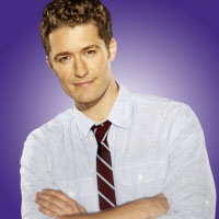 Matthew Morrison in Glee