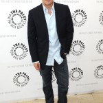 David Boreanaz attends the Bones event at the Paley Center for Media in Los Angeles