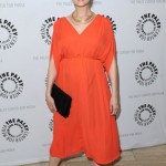 Emily Deschanel attends the Bones event at the Paley Center for Media in Los Angeles