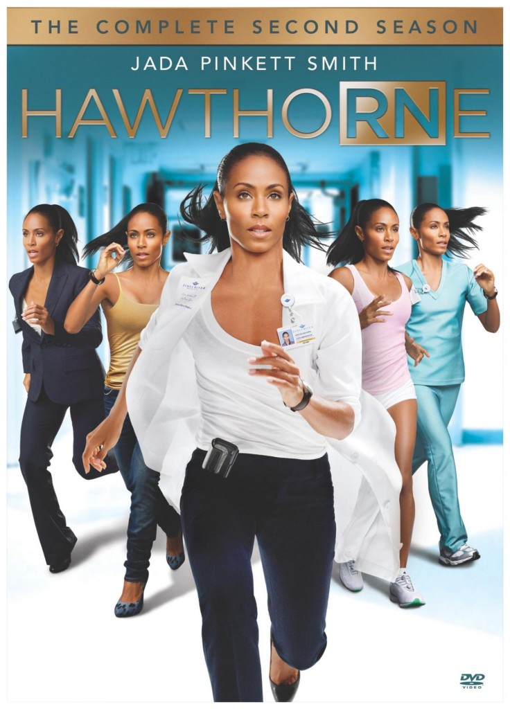 Enter to Win Hawthorne Season 2 on DVD