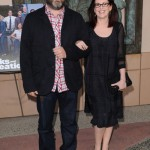 Nick Offerman with wife Megan Mullally