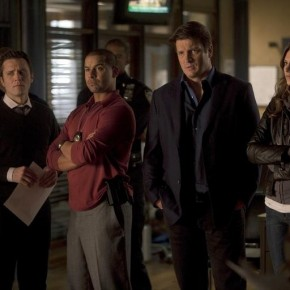 SEAMUS DEVER, JON HUERTAS, NATHAN FILLION, STANA KATIC