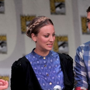 The Big Bang Theory panel at Comic Con July 2011