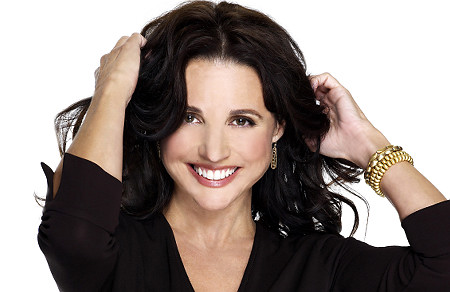 Women of Emmy's Past: Julia Louis-Dreyfus