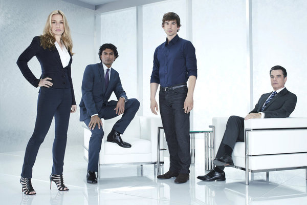 COVERT AFFAIRS: Winter Finale is a Sister Act