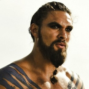 "Jason as 'Khal Drogo' in HBO's ""Game of Thrones"""