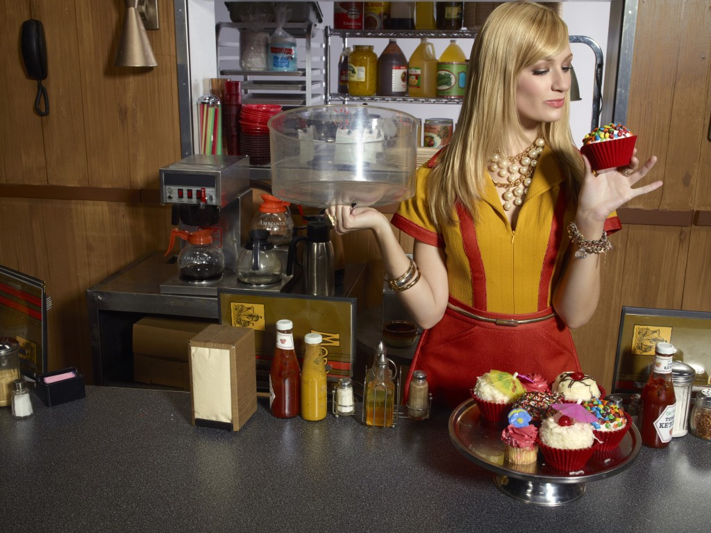 2 BROKE GIRLS: Getting to Know Beth Behrs of CBS's new comedy