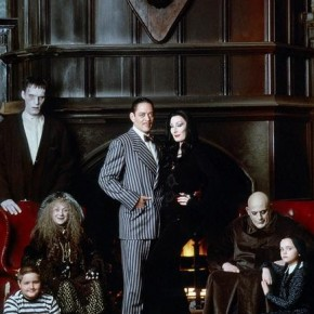 JIMMY WORKMAN, CAREL STRUYCKEN, JUDITH MALINA, RAUL JULIA, ANJELICA HUSTON, CHRISTOPHER LLOYD, CHRISTINA RICCI