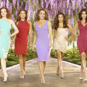 MARCIA CROSS, VANESSA WILLIAMS, FELICITY HUFFMAN, EVA LONGORIA, TERI HATCHER
