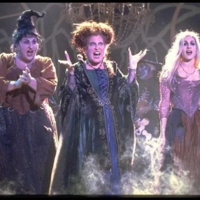 KATHY NAJIMY, BETTE MIDLER, SARAH JESSICA PARKER