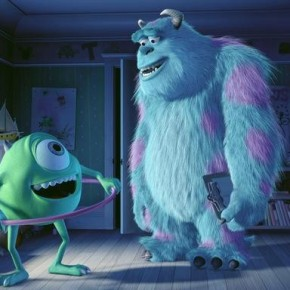 MIKE, SULLEY