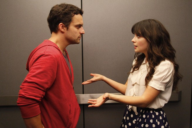 "NEW GIRL: ""Naked"" Stills from the Hot New Comedy"