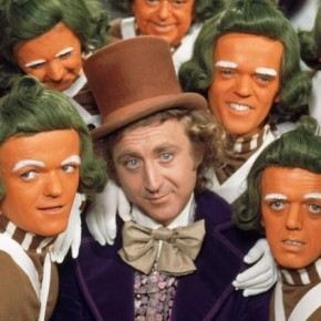 GENE WILDER, OOMPA LOOMPAS