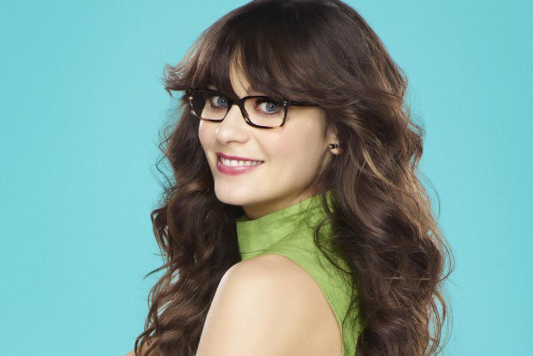 NEW GIRL: Behind the Scenes of the Photo Shoot with Zooey Deschanel