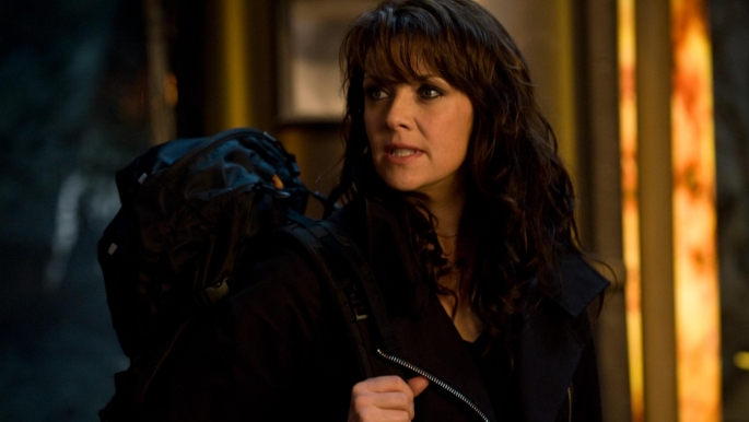 SANCTUARY: Amanda Tapping & Robin Dunne Dish On Season 4, Musical Episodes & More