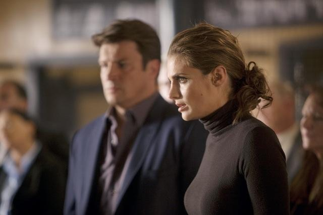 "CASTLE: Stana Katic Shines in ""Kill Shot"""