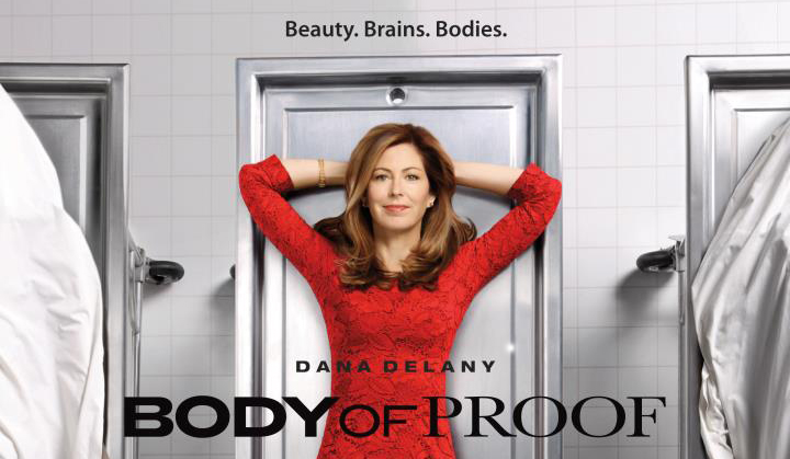 BODY OF PROOF: Like Glee, But With Corpses