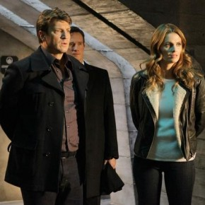 NATHAN FILLION, RUSSELL EDGE, STANA KATIC