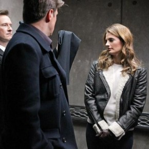 RUSSELL EDGE, NATHAN FILLION, STANA KATIC