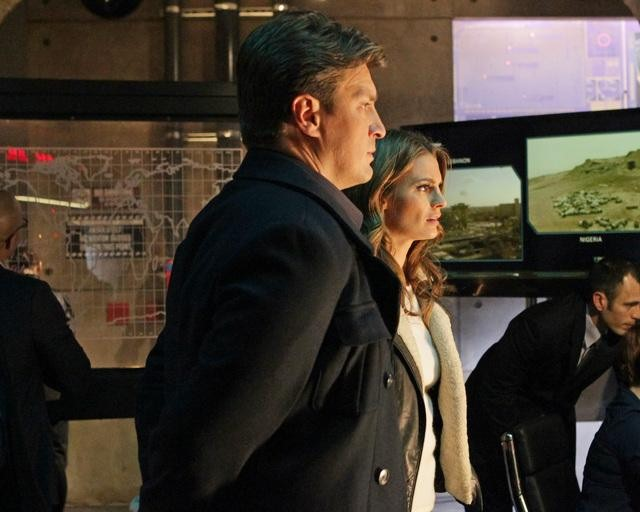 "CASTLE: Photos from ""Pandora"""