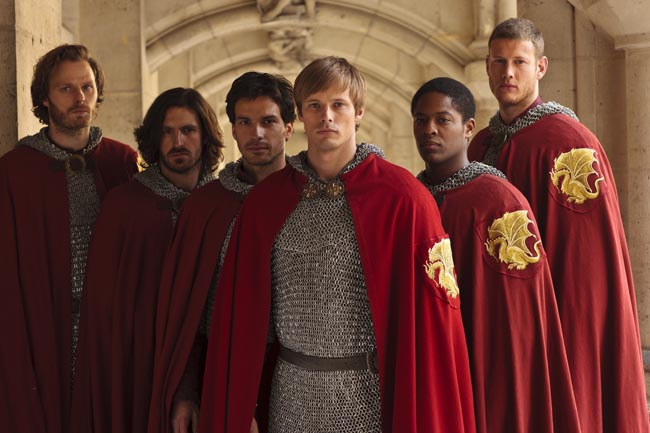 MERLIN: Hot Knights on a Cold Day