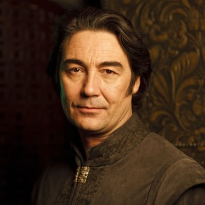 Nathaniel Parker is &#039;Agravaine&#039; on MERLIN