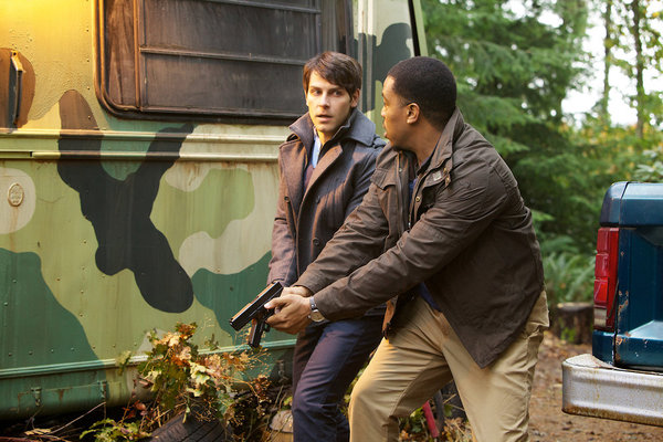 "GRIMM: New Photos from ""Organ Grinder"""