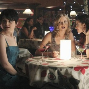 GINNIFER GOODWIN, JESSY SCHRAM, MEGHAN ORY