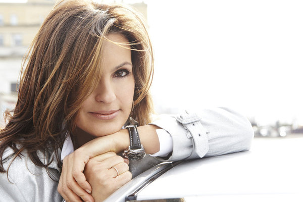 LAW & ORDER: SPECIAL VICTIMS UNIT: A Conversation with Mariska Hargitay