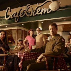 Eureka - Salli Richardson-Whitfield as Allison Blake, Joe Morton as Henry Deacon, Erica Cerra as Jo Lupo, Neil Grayston as Douglas Fargo, Colin Ferguson as Jack Carter, James Callis as Dr. Grant