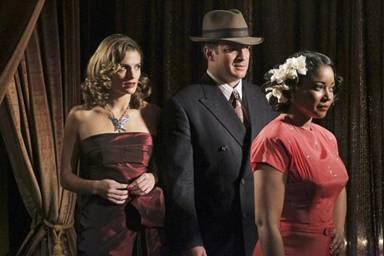 Castle: Tamala Jones on Lanie Parrish, Time Machines, and Jealousy